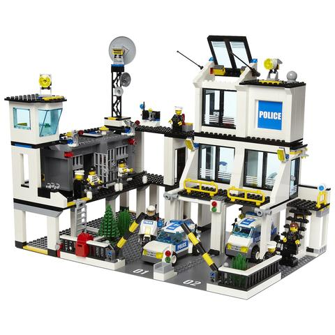 welche lego city polizeistation ist die beste freizeit. Black Bedroom Furniture Sets. Home Design Ideas