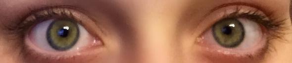 Das sind meine Augen  - (Augen, Make-Up)
