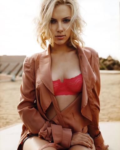 Scarlett Johansson - (Film, Schauspielerin, Jennifer Lawrence)