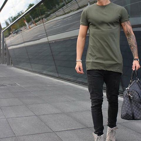 Welche marke ist dieses Tshirt  - (Marke, grün, Tshirt)