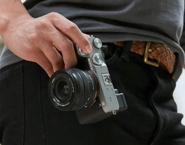 Welche Max. Speicherkapazität bzw. Geschwindigkeit unterstützt Sony A7C Kamera?