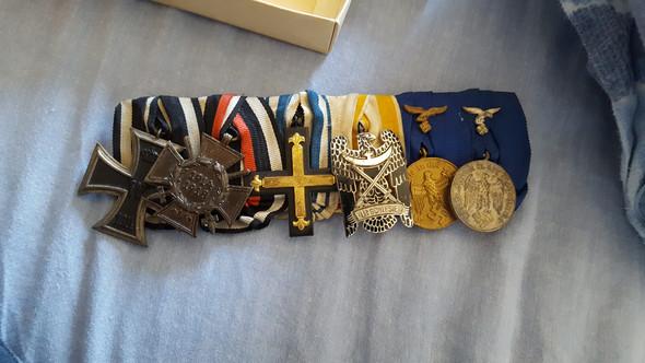 Welche medaille ist das?