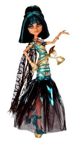 Cleo de Nile Halloween - (Monster High, monster-high-puppen)