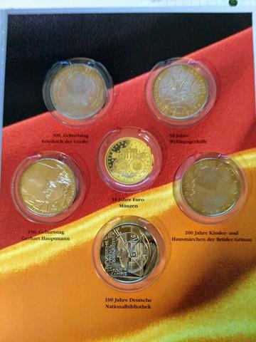 Welche Münze Fehlt Hier Münzen Münzensammler Münzen Sammeln