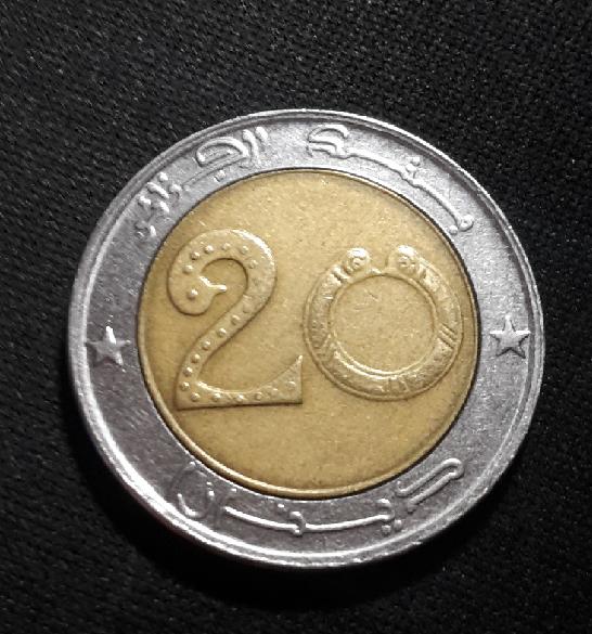 Münze ähnlich 2 Euro