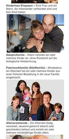 Nachteile und patchworkfamilie vor Patchworkfamilie: Eine