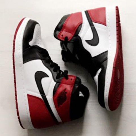 4. Jordans - (Rap, Hip Hop, Nike)