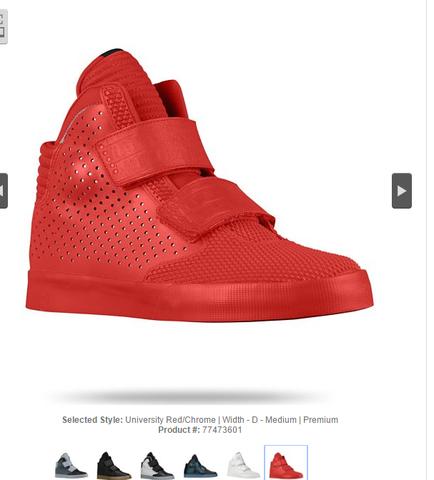 Nike Flystepper Red - (Schuhe, Style, Nike)