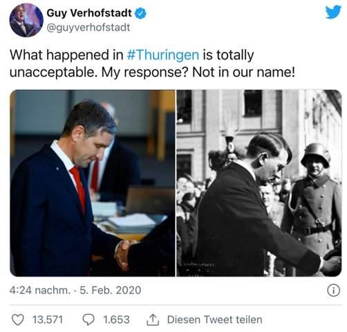 Welche Parallelen gibt es zwischen der AFD und NSDAP?