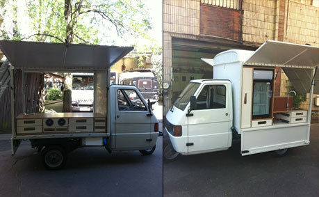 welche piaggio ape tm 703 ist f r einen umbau geeignet. Black Bedroom Furniture Sets. Home Design Ideas