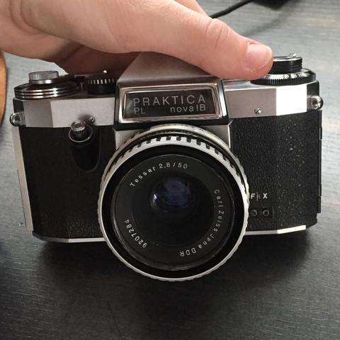 Welche Praktica Kamera für analoge Fotografie benutzen?