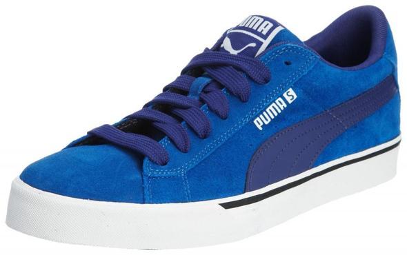 Puma SE blau - (Schuhe, Sneaker, puma-schuhe)