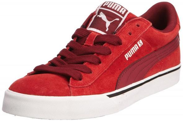 Puma SE rot - (Schuhe, Sneaker, puma-schuhe)