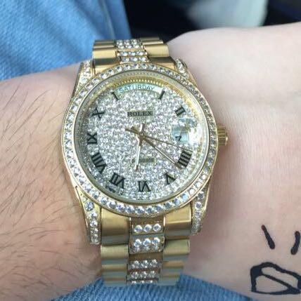 Rolex - (Uhr, Rolex)
