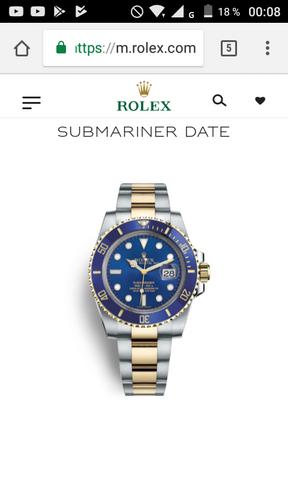 Welche Rolex?