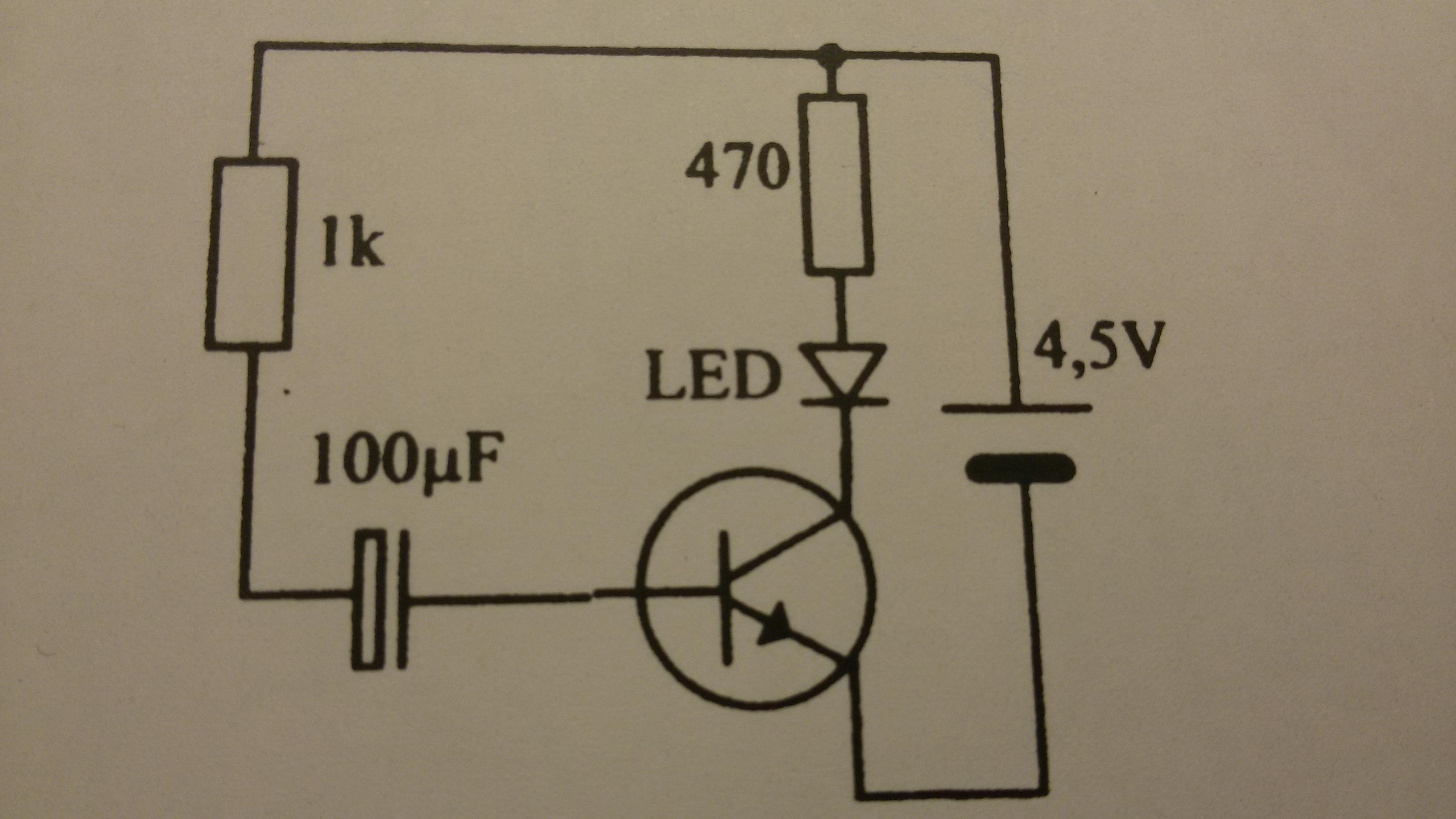 transistor widerstand berechnen grundlagen transistor. Black Bedroom Furniture Sets. Home Design Ideas