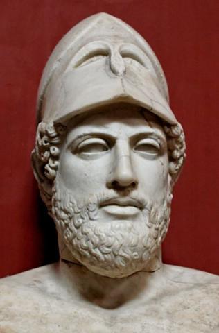 Büste des Perikles - (Geschichte, Griechenland, Antike)