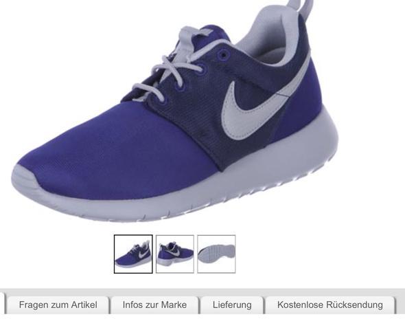 Blau :) - (Mädchen, Jungs, Schuhe)