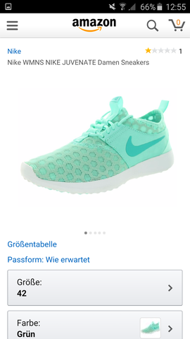 nike juvenate mint - (Schuhe, Nike)