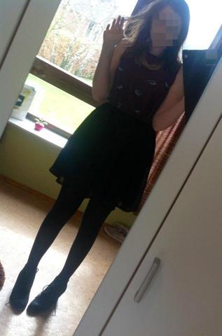 Mein Kleid :) - (Schuhe, Kleid)