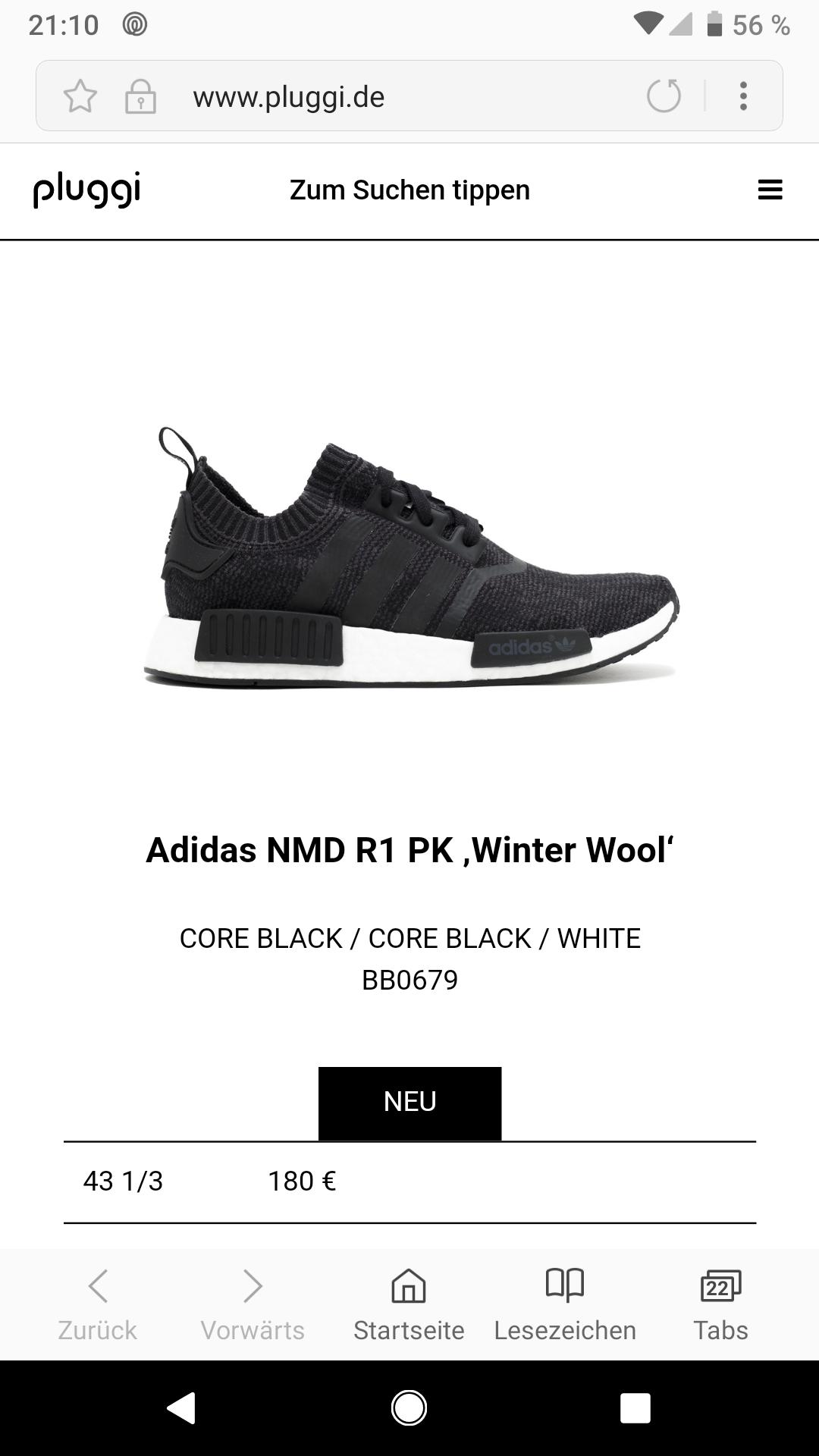Fake NMD ASOS bestellt? (Mode, adidas, Sneaker)