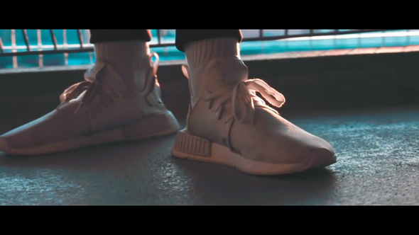 - (Mode, Schuhe, adidas)