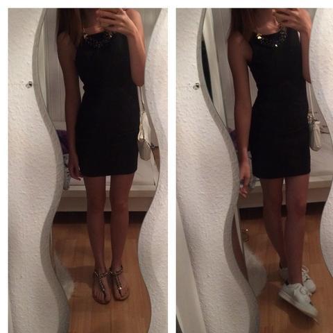 Welche Schuhe soll ich anziehen, schwarz, weiß?