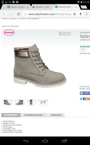 Deichmann Schuhe - (Schuhe, Winter)
