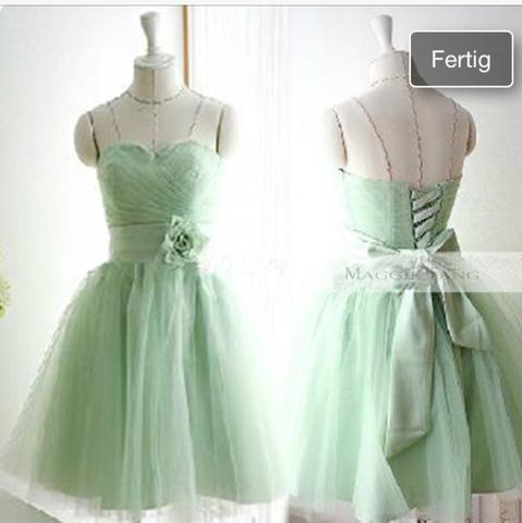 Welche schuhe passen zu mintfarbenen kleid