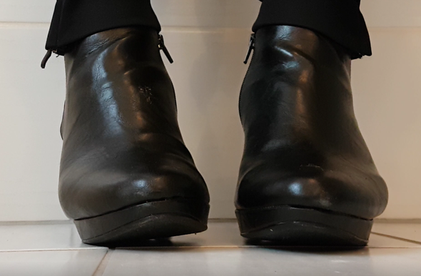 Paar 1 vorne - (Beauty, Mode, Schuhe)