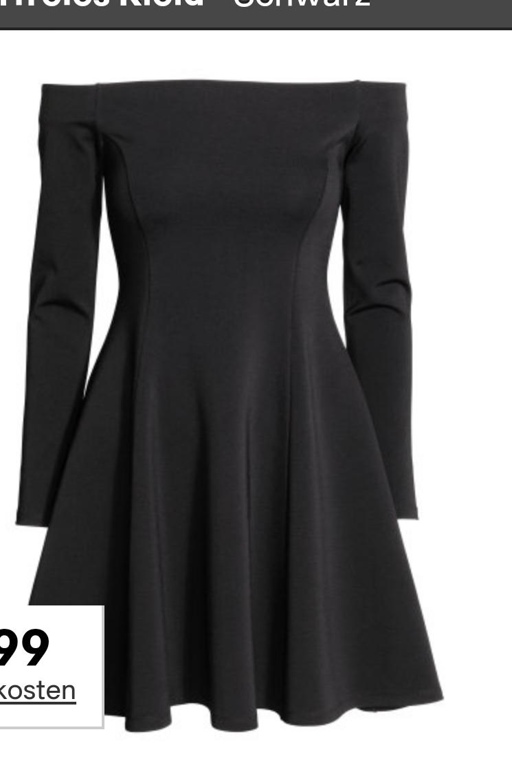 welche schuhe zum schwarzen kleid ? (klamotten, gb)