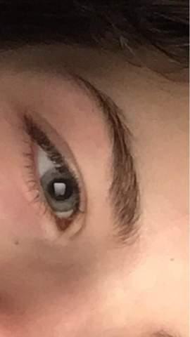Welche sieht besser aus? Sehen meine Augenbrauen gleich aus?