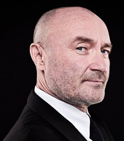 Phil Collins - (Musik, Band, Saenger)