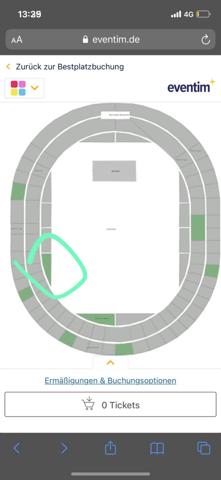 Welche Sitzplätze sind besser?