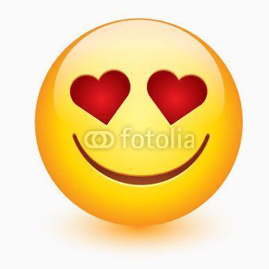 Welche smiley ist bedeutsamer? (Liebe, Herz, Kuss)