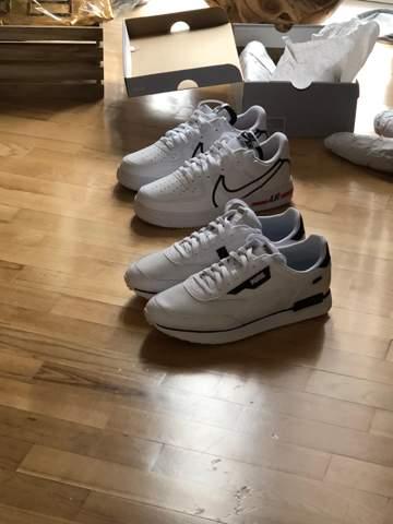 Welche Sneaker findet ihr optisch besser?