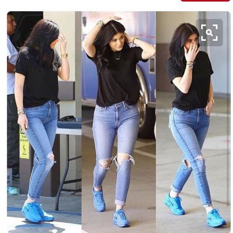 Kylie Jenners Sneaker - (Beauty, Schuhe, Sneaker)