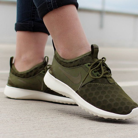 Olive - (Nike, Sneaker)