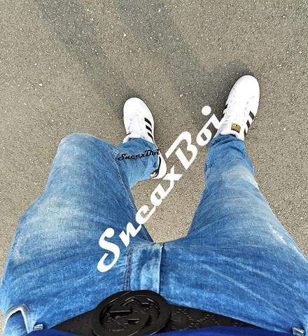 Adidas Superstar - (Schuhe, Füße, Nike)