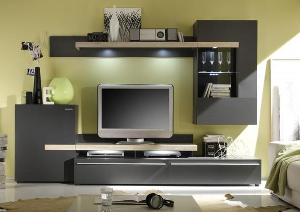 wohnwand - (Wohnung, Dekoration, Einrichtung)