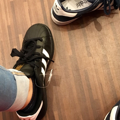 Die Adidas Superstars  - (Nike, Fashion, adidas)