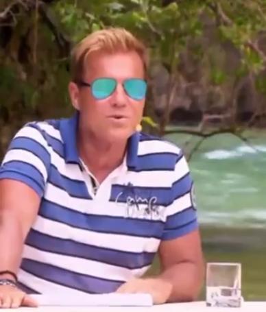 Welche Sonnenbrille trägt der Poptitan diesmal auf Jamaika