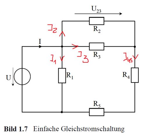 Gleichstromschaltung1 - (Strom, Universität, Elektrotechnik)