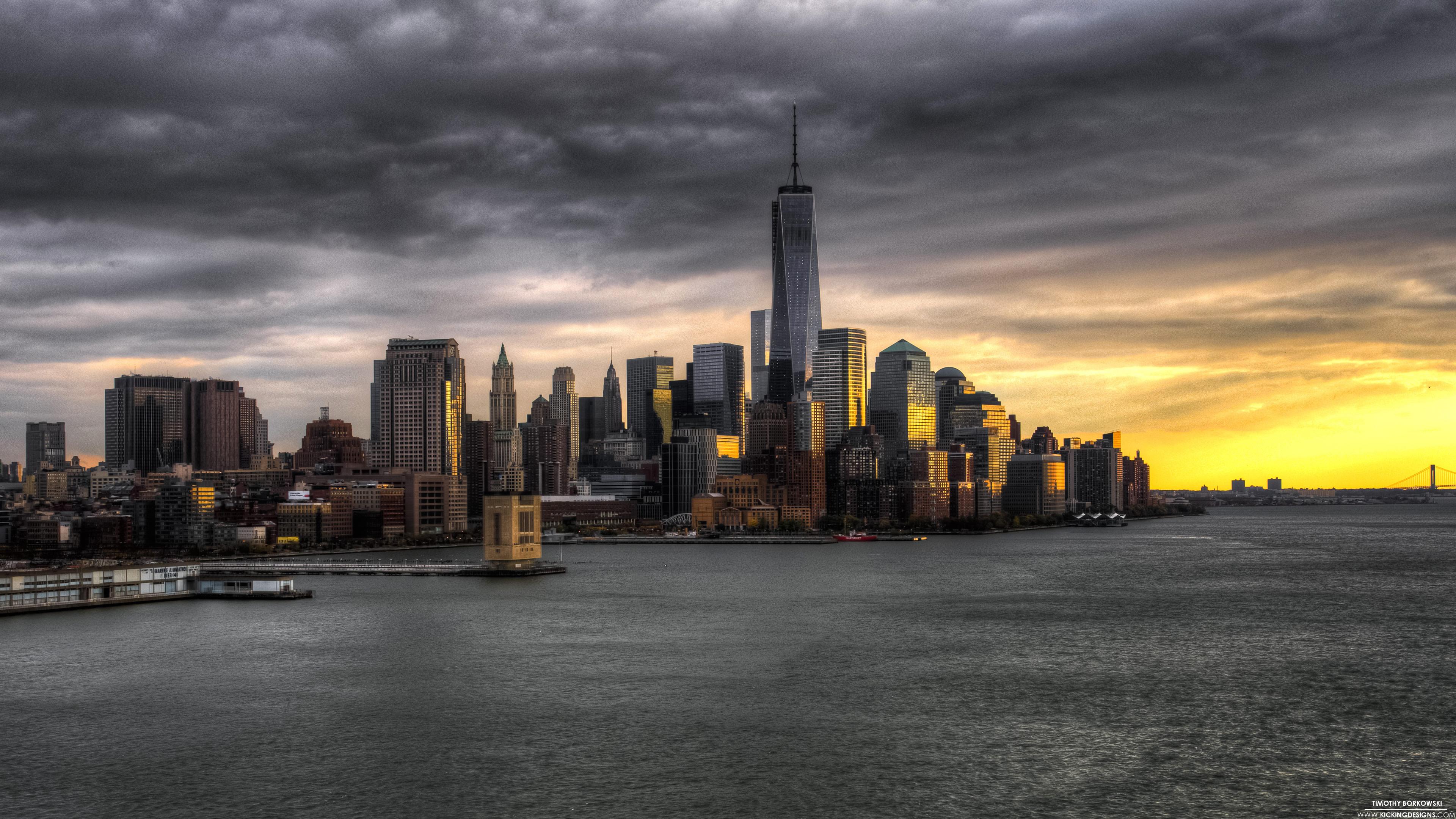welche stadt ist das ich glaube new york bild skyline city. Black Bedroom Furniture Sets. Home Design Ideas