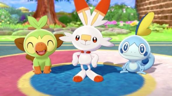 Welche Starter Pokemon würde euch zutreffen?