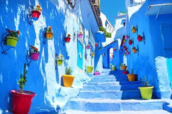 Welche Stadt in Marokko findet ihr schöner?