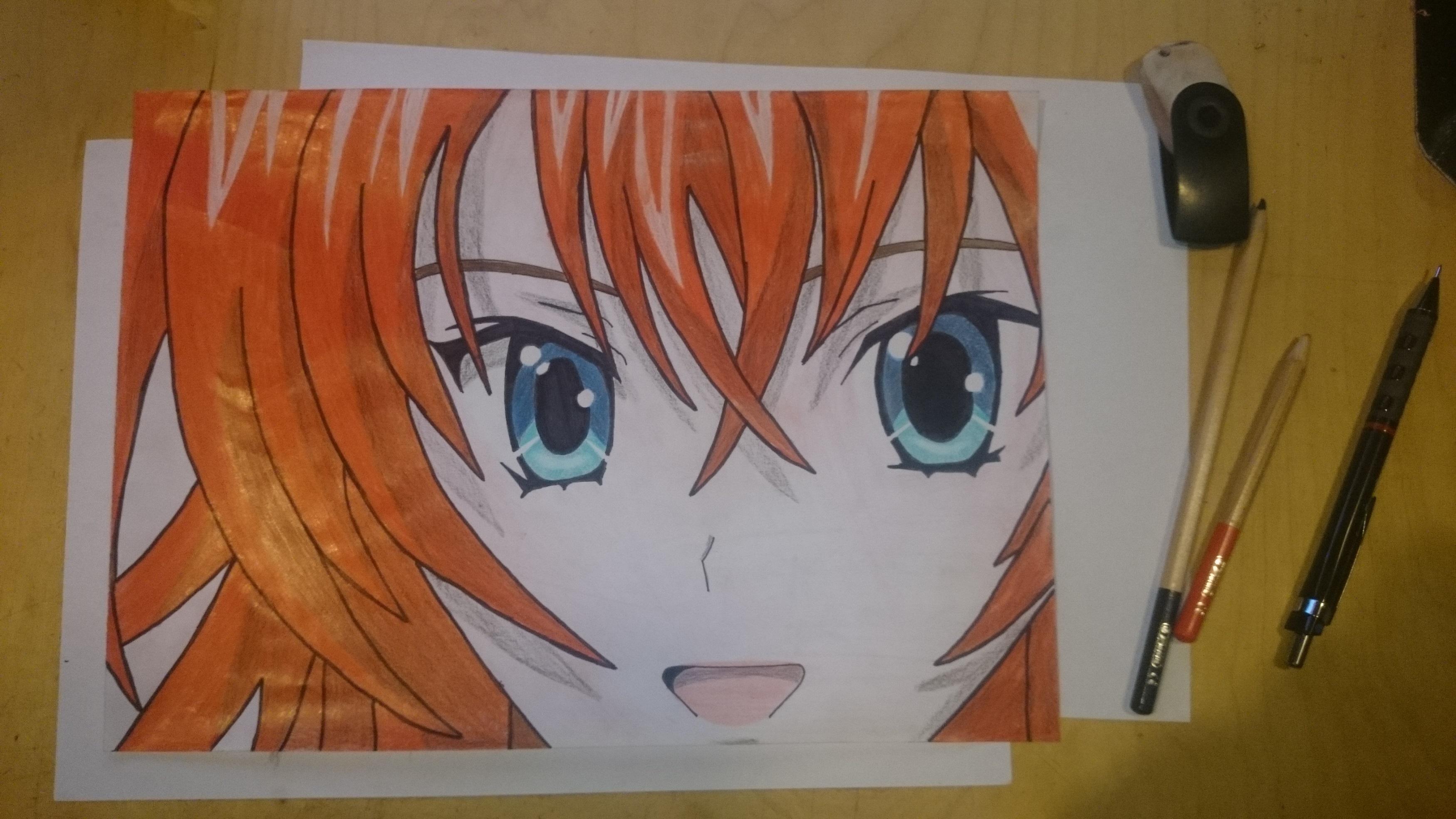 welche stifte sollte ich nehme um mangas zu zeichnen