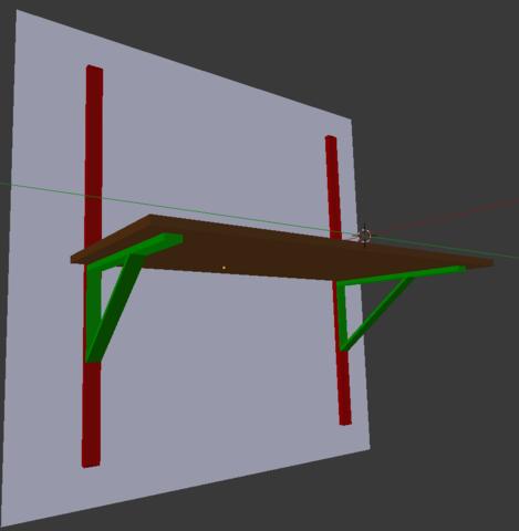 Konzept   (bauen, Handwerk, Tisch)
