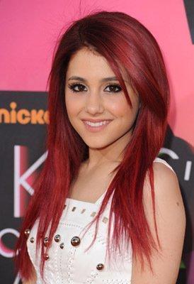 Ariana Grande - (Haare, Beauty, Farbe)