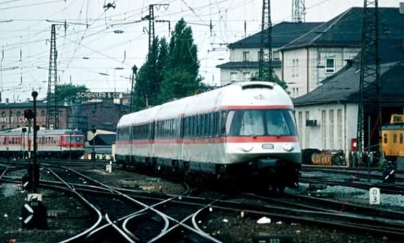 Welche Triebwagen bzw Triebzüge der DB findet ihr am schönsten?